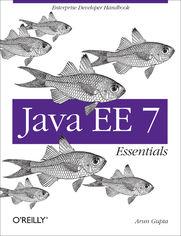 Ok�adka ksi��ki Java EE 7 Essentials