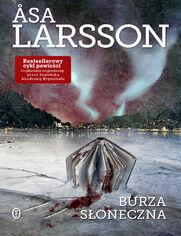 Burza słoneczna - sa Larsson