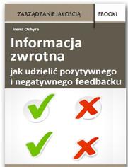 Informacja zwrotna - jak udzielić pozytywnego i negatywnego feedbacku