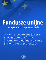 Fundusze unijne w pytaniach i odpowiedziach, wydanie kwiecień 2014 r
