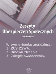 Zeszyty Ubezpieczeń Społecznych, wydanie marzec 2014 r