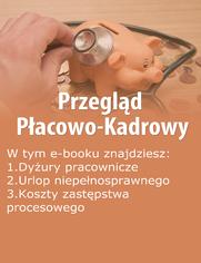 Przegląd Płacowo-Kadrowy, wydanie lipiec 2014 r