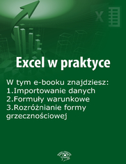 Excel w praktyce, wydanie wrzesień 2014 r