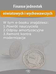 Finanse jednostek oświatowych i wychowawczych, wydanie luty 2015 r