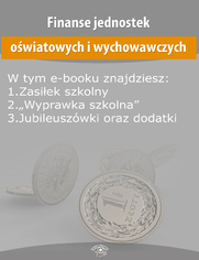 Finanse jednostek oświatowych i wychowawczych, wydanie czerwiec 2015 r