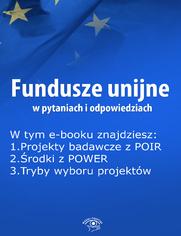 Fundusze unijne w pytaniach i odpowiedziach, wydanie czerwiec 2015 r