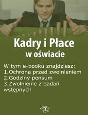 Kadry i Płace w oświacie, wydanie maj 2015 r