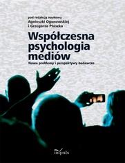 Współczesna psychologia mediów