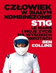 Człowiek w białym kombinezonie - Ben Collins