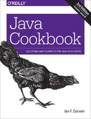 Ok�adka ksi��ki Java Cookbook. 3rd Edition