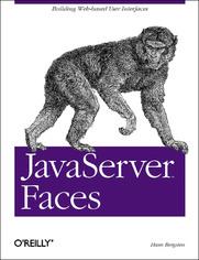 Ok�adka ksi��ki JavaServer Faces