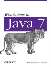 Ok�adka ksi��ki What's New in Java 7