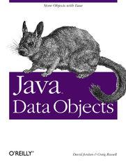 Ok�adka ksi��ki Java Data Objects
