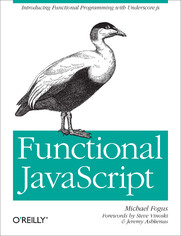 Ebook Functional JavaScript. Introducing Functional Programming with Underscore.js