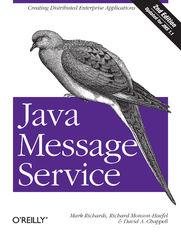 Ok�adka ksi��ki Java Message Service. 2nd Edition