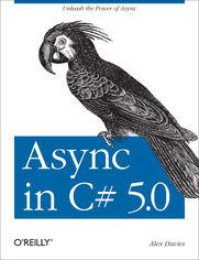Ok�adka ksi��ki Async in C# 5.0
