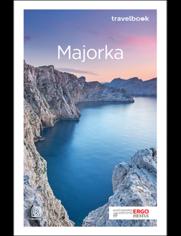 Okładka książki Majorka. Travelbook. Wydanie 3