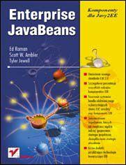 Ok�adka ksi��ki Enterprise JavaBeans