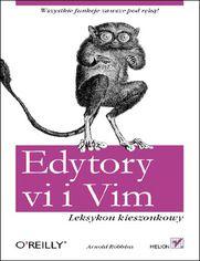 Edytory vi i Vim. Leksykon kieszonkowy