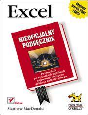 Excel. Nieoficjalny podręcznik