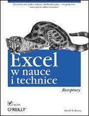 Excel w nauce i technice. Receptury