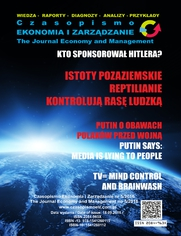 Czasopismo Ekonomia i Zarządzanie nr 5/2016