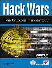 Ok�adka ksi��ki Hack Wars. Tom 1. Na tropie haker�w