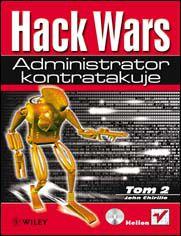 Ok�adka ksi��ki Hack Wars. Tom 2. Administrator kontratakuje
