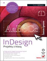 Online InDesign. Projekty z klasą