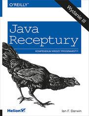 Ok�adka ksi��ki Java. Receptury. Wydanie III