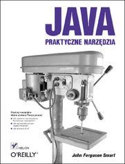 Ok�adka ksi��ki Java. Praktyczne narz�dzia