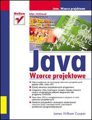 Ok�adka ksi��ki Java. Wzorce projektowe