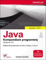 Ok�adka ksi��ki Java. Kompendium programisty. Wydanie VIII