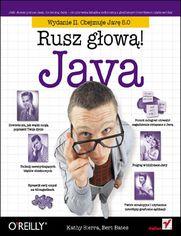 Ok�adka ksi��ki Java. Rusz g�ow�! Wydanie II