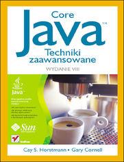 Ok�adka ksi��ki Java. Techniki zaawansowane. Wydanie VIII