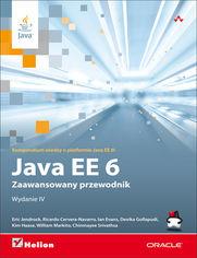 Ok�adka ksi��ki Java EE 6. Zaawansowany przewodnik. Wydanie IV