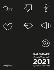 Kalendarz Create Yourself 2021