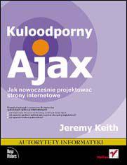 Online Kuloodporny Ajax. Jak nowocześnie projektować strony internetowe