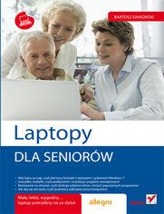 Ok�adka ksi��ki Laptopy. Dla senior�w