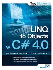 Ok�adka ksi��ki LINQ to Objects w C# 4.0