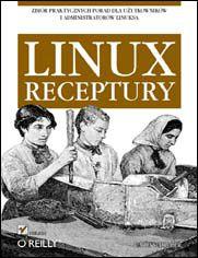 Ok�adka ksi��ki Linux. Receptury