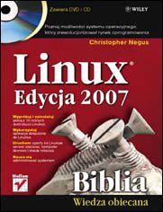 Linux. Biblia. Edycja 2007