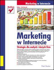 Ok�adka ksi��ki Marketing w Internecie. Strategie dla ma�ych i du�ych firm