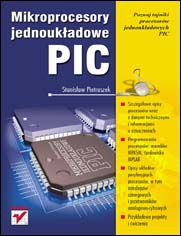 Ok�adka ksi��ki Mikroprocesory jednouk�adowe PIC
