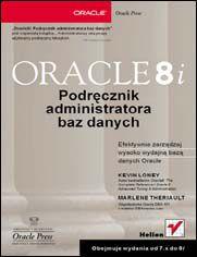 Oracle8i. Podręcznik administratora baz danych