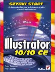 Ok�adka ksi��ki Illustrator 10/10 CE. Szybki start