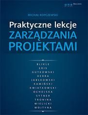 Ok�adka ksi��ki Praktyczne lekcje zarz�dzania projektami