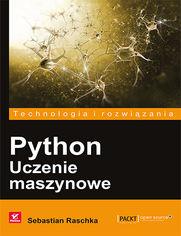 Python. Uczenie maszynowe