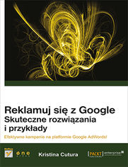 Ok�adka ksi��ki Reklamuj si� z Google. Skuteczne rozwi�zania i przyk�ady