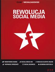 Ok�adka ksi��ki Rewolucja social media